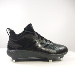 Adidas Adizero Baseball Black Cleats